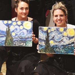 Monet Starry Night